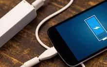 Bí kíp sạc điện thoại đúng chuẩn để pin không bị hỏng