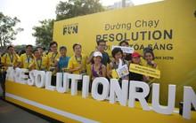 Hơn 3.000 VĐV chạy ủng hộ 100 triệu đồng cho người bệnh đái tháo đường