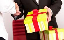 Các bộ, địa phương phải báo cáo việc nhận quà Tết trái quy định trước ngày 12-2