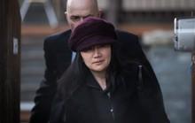 Bị Mỹ yêu cầu dẫn độ, giám đốc tài chính Huawei ra tòa ở Canada