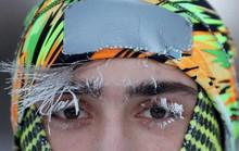 Mỹ: Lạnh kinh hoàng, nhiệt độ xuống âm hàng chục độ C