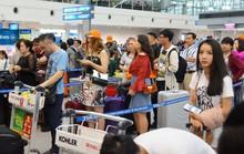 Vietnam Airlines bố trí lại quầy thủ tục tại Tân Sơn Nhất dịp Tết