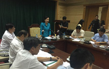 Bộ Y tế lần đầu thi tuyển chức danh lãnh đạo cục trưởng