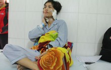 Người phụ nữ đau đớn khi bị chồng cũ cắt tai, cắt cổ