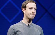 Mark Zuckerberg dừng bán cổ phiếu Facebook để duy trì quyền lực