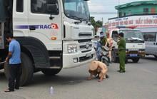 Long An: Xe tải va chạm và cán qua người 1 học sinh, gây ra cái chết tức tưởi