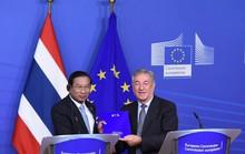 EU gỡ thẻ vàng hải sản Thái Lan