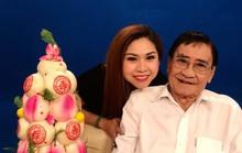 NSƯT Quế Trân khóc nghẹn trong lễ mừng thọ kép độc Nam Hùng