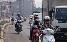 Hà Nội và TP HCM: Bụi mịn tiếp tục duy trì mức cao