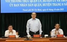 Quyết liệt thực hiện các giải pháp phát triển TP HCM