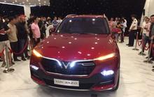Ôtô VinFast tăng giá 50 triệu đồng từ 1-10