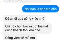 Bốn nữ sinh lớp 7 bị dụ dỗ bỏ nhà ra Hà Nội làm việc nhẹ, lương cao