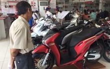 Thị trường xe máy có dấu hiệu bão hòa
