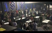 Dân chơi tụ tập thác loạn ở Long Thành