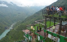 Nhà hàng, nhà nghỉ Panorama trên đèo Mã Pí Lèng bị đình chỉ kinh doanh
