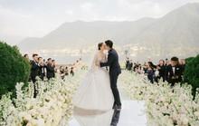 Đám cưới như mơ bên hồ của sao nữ Thiên long bát bộ