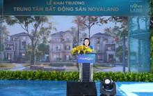 Novaland khai trương trung tâm bất động sản