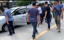 Bình Dương: Công an nổ súng, bắn thủng lốp xe băng nhóm giang hồ