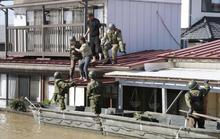 Giải cứu 9 tu nghiệp sinh Việt Nam trong bão Hagibis ở Nhật Bản