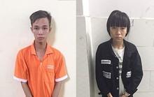 Bắt 2 chị em họ thực hiện hàng loạt vụ trộm cửa hàng ở Thủ Đức