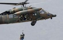 Bão Hagibis: Bà cụ thiệt mạng khi được kéo lên trực thăng