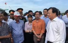 Phó Thủ tướng Trịnh Đình Dũng tiếp xúc người dân vùng dự án sân bay Long Thành