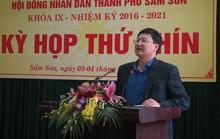 Họp bất thường, Thanh Hóa có tân Phó chủ tịch UBND tỉnh 45 tuổi