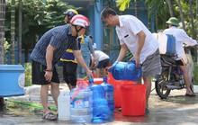 Công ty Sông Đà tạm ngừng cấp nước sau sự cố nhiễm dầu, súc xả toàn bộ đường ống