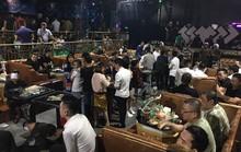 Quán bar Playhouse ở quận 10 bị đánh úp
