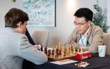 Lê Quang Liêm thắng trận đầu, mơ tranh huy chương FIDE Grand Swiss
