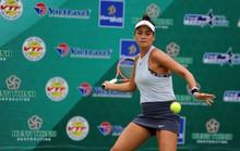 Bông hồng lai Alize Lim có mặt ở Giải Vô địch quốc gia