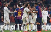 Siêu kinh điển bị hoãn, Real Madrid và Barcelona gặp khó