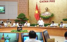 Thủ tướng thông báo tin đáng mừng tại phiên họp Chính phủ