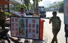 Xử phạt 30 cơ sở ghi bảng quảng cáo toàn chữ nước ngoài tại phố Trung Quốc Đà Nẵng