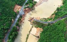 Khánh Hòa: Cầu vừa xây xong lại bị gãy