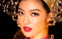 Hé lộ bộ trang phục gắn 2.000 bóng đèn led của á hậu Kiều Loan
