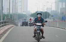 Bầu trời TP HCM lại chuyển màu, cảnh báo ô nhiễm