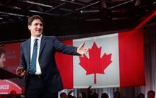Thắng nhiệm kỳ hai, vấn đề chính của ông Trudeau là Trung Quốc