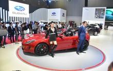 Gần 100 mẫu ôtô mới nhất trình diễn tại Vietnam Motor Show 2019