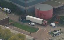 39 người chết trong xe container đến từ Trung Quốc