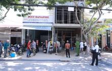 Đà Nẵng: Lại xảy vụ thi công đụng dây điện, một công nhân bị thương nặng