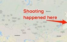 Binh sĩ Nga nổ súng giết 8 đồng đội