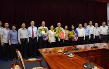 Ban Bí thư chuẩn y 3 ủy viên Ban Thường vụ Thành ủy TP HCM