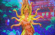 Người Hà Nội mê mệt điệu Apsara của vũ nữ Chăm