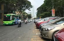 Đã có giải pháp chống thất thu phí đậu ôtô