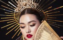 Á hậu Tường San nhờ khán giả chọn quốc phục dự thi Hoa hậu Quốc tế 2019
