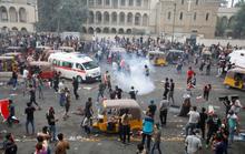 Iraq: An ninh nổ súng vào người biểu tình, 879 người thương vong