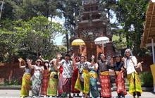 Bay thẳng đến hòn đảo thiên đường Bali