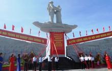 Khánh thành Tượng đài sự kiện tập kết 1954 tại Đồng Tháp