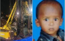 Rơi xuống giếng sâu hơn 300 m bốn ngày, cậu bé 2 tuổi thiệt mạng